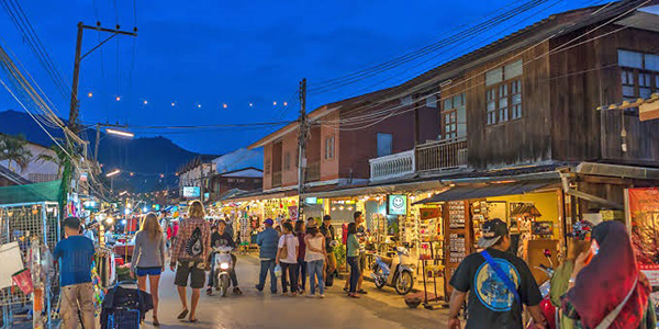 Gear up for an exciting nightlife in Pai