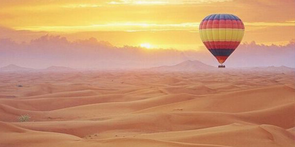 Experience a magical Hot Air Balloon Ride