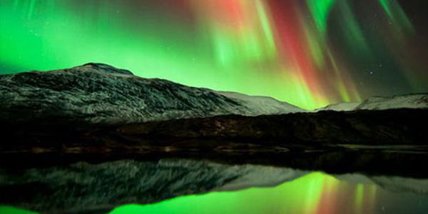 Witness the magical Northern Lights in Alaska