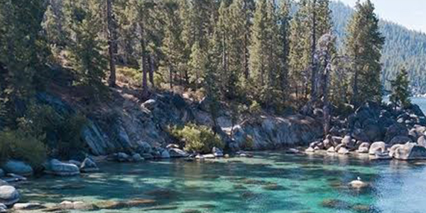 Relax amidst surreal surroundings at Lake Tahoe, California