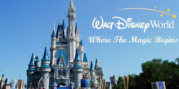 Unleash the child inside you at the Walt Disney World, Orlando