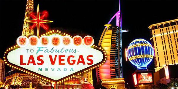 Pull off an all nighter partying or gambling at various casinos in Las Vegas