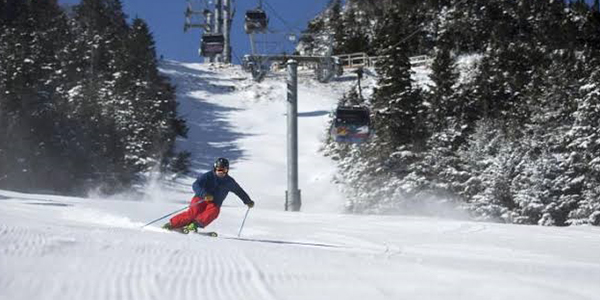 Brace yourself at the Killington Ski Resort
