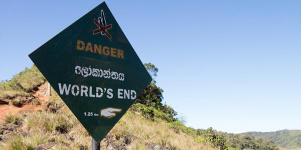 Trek through Sri Lanka's biggest Cloud Forest