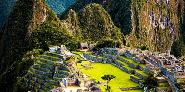 Reminiscence of Machu Picchu's rich history, Peru