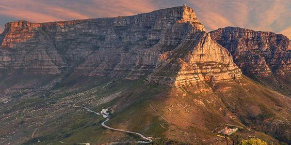 Marvel at nature's beauty at the Table Mountain National Park