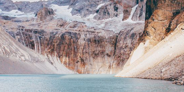 Treat your eyes with Torres Del Paine National Park's spectacular scenery, Patagonia
